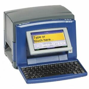 Brady S3100 w Desktop Label Printer bbp31 4in Tape