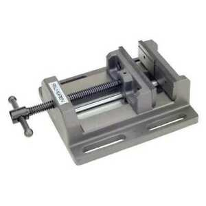Palmgren 9612601 Drill Press Vise low Profile 6in Jaw W