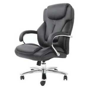 Comfort Products 60 5600t Executive Chair Bonded Leather 60 5600t Black
