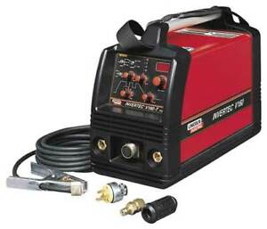 Lincoln Electric K1845 1 Tig Welder Invertec r V160 t Series 115 230vac