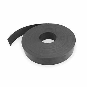Zoro Select 2vah6 Magnetic Strip 100 Ft L 2 In W