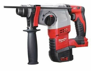 Milwaukee 2605 20 M18 18v 7 8 Cordless Sds plus Rotary Hammer bare Tool