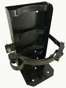 10lb Co2 Fire Extinguisher Vehicle And Wall Mount Bracket 6 9 Diameter