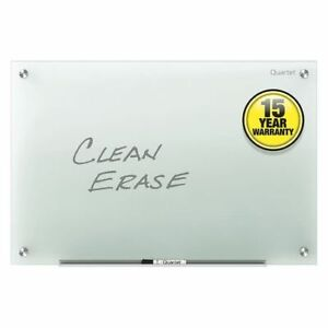 Quartet G4836f 36 x48 Glass Whiteboard Gloss