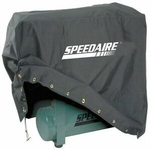 Speedaire 20vd58 Air Compressor Cover Black