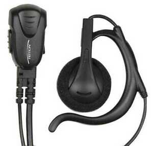 Ritron Rhd 14x Earhook Headset polycarbonate