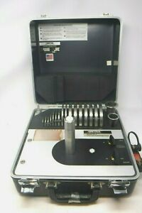 Ametek Model Pk Ii Pneumatic Dead Weight Tester W Ametek T 50 Weights