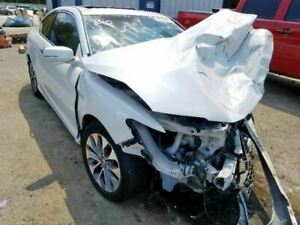Passenger Front Seat Us Market Leather Manual Coupe Fits 13 17 Accord 382175