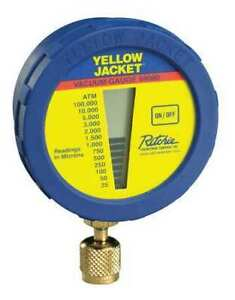 Yellow Jacket 69080 Vacuum Gauge