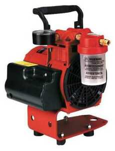 Milwaukee 49 50 0200 Coring Rig Vacuum Pump Assembly