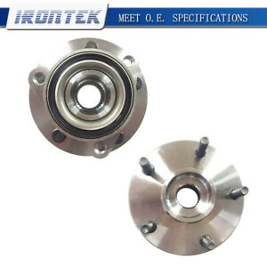 2 Front Wheel Bearing Hub For 1994 1999 Dodge Ram 1500 515006