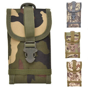 Pouch Case Tactical Cover Molle Pack Cell Loop Bag Army Phone Belt Hook Wallet $4.45