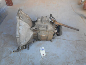 Mercedes Benz Fintail W111 W110 W112 Complete Floor Shift Manual Transmission