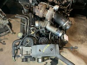 2000 F250 7 3l Turbo Diesel Engine Motor Assembly Vin F Fed Emissions Run Tested