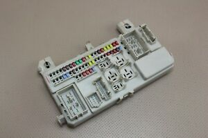 04 09 08 Mazda 3 Interior Body Control Module Bcm Fuse Box Junction Bn8b 66730 J