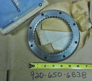 Nos Gm 61 64 Oldsmobile 8619659 Hydramatic Cone Reverse Clutch Gear 62 63 Olds