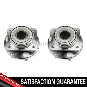2x Mevotech Bxt Front Wheel Bearing And Hub Assembly For Dodge Viper 1996 2017