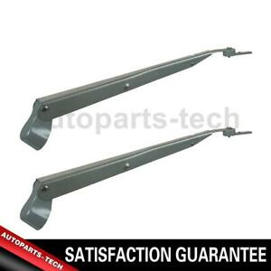 2x Anco Front Windshield Wiper Arm For Ford 300 1963 1963