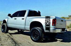 Dodge Ram 5 7l 6 4l 2x Decals For 1500 Vinyl Body Stripe Sticker
