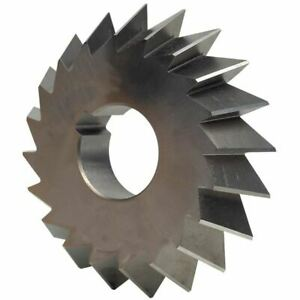 Keo 12720 Single Angle Hss Milling Cutter