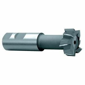 Whitney Tool 10276 1 4 T slot Milling Cutters