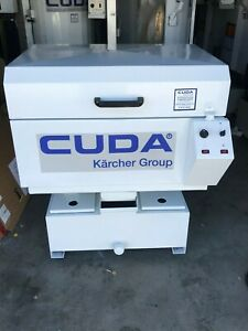 Cuda Automatic Parts Washer H2o 2518 Pre Owned Refurbished