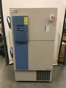 Thermo Scientific Series 900 Forma Model 989 Upright Freezer 208 230v 1 Ph