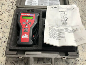 Mac Tools Battery Tester Accuracy Plus Bt351