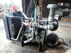 Deutz Bf4m2012 Turbo Diesel Engine Power Unit 8 Avail Runners Tcd 2012 131 Hp