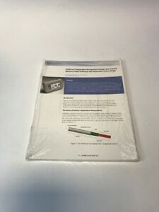 Sciton Subdermal Temperature Measurement Laser Lipolysis White Paper Qty 25