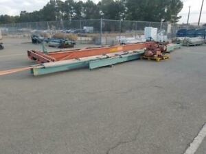 Bridge Crane 2 Ton 35 Feet By 60 Feet