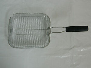 Professional Deep Fryer Fry Basket Replacement Part