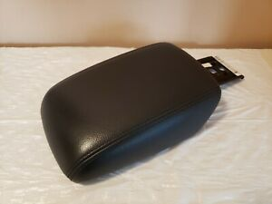 2012 2013 2014 Ford Focus Oem Center Armrest Console Cover Lid Black Leather