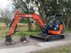 2015 Kubota M9960 Loader Tractor Cab A c Radio Immaculate Machine 100 Hp Pre Def