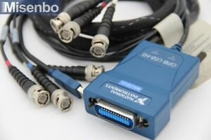 National Instruments Ni Gpib usb hs Interface Adapter With 012 1614 01 Cable