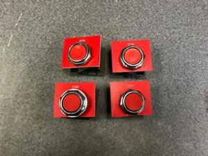 Lot Of 4 Push button Stop Switch Sx702