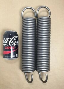 283 Wire Extension Spring Lot Of 2