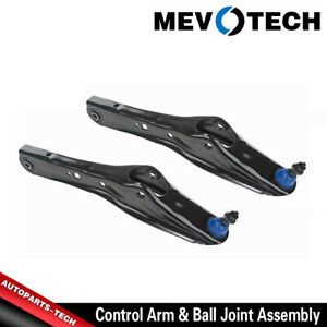 Control Arm ball Joint 2 Pcs Rear Lower Rearward Mevotech Fits 07 17 Expedition