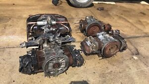 Vw Volkswagen Type I Type Iv Assorted Engine Cores lot Of4 Engines