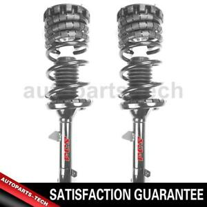 2x Focus Auto Parts Rear Suspension Strut And Coil Spring Assembly For Sable