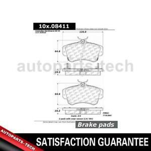 1x Centric Parts Front Disc Brake Pad Set For Dodge Neon 2003 2005
