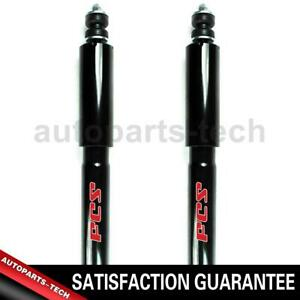 2x Focus Auto Parts Front Shock Absorber For Ford E 150
