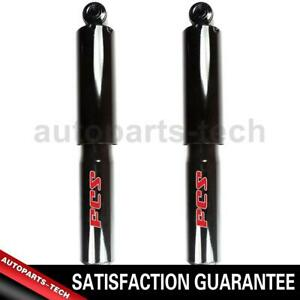 2x Focus Auto Parts Rear Shock Absorber For Dodge Grand Caravan