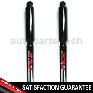 2x Focus Auto Parts Rear Shock Absorber For Nissan Titan