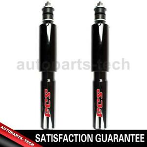 2x Focus Auto Parts Front Shock Absorber For Chevrolet Luv