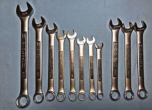 Craftsman Socket And Wrench Lot