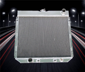 3 Row Aluminum Radiator 67 68 69 70 Ford Mustang Comet Falcon 20 Core V8