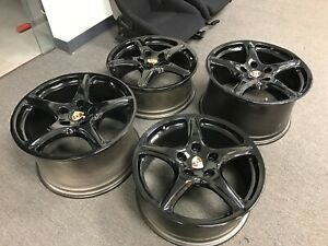 Porsche 997 19 Bbs Carrera Sport Classic Wheels Rims 996 Carrera Turbo 911