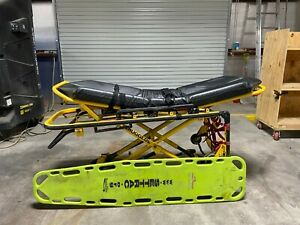 Stryker Lx 500 Lb Capacity Ambulance Stretcher Rugged Emt Ems W Backboard 2