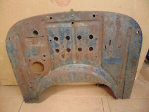 1924 1925 Era Model T Ford High Tall Firewall Original Patina As Found